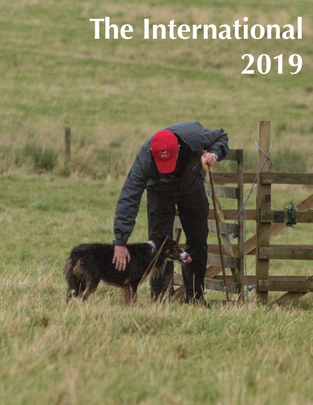 View The 2019 International by Sarah Walker and Nick Onslow