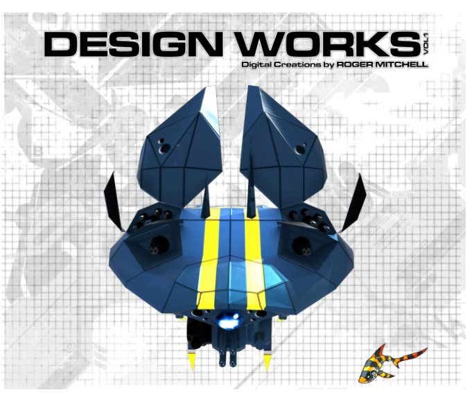 View DESIGN WORKS Vol 1. by Roger Mitchell