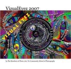 VizualEyez 2007 book cover