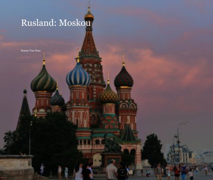 Rusland: Moskou book cover