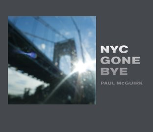 NYC Gone Bye book cover