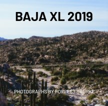 Baja XL 2019 book cover