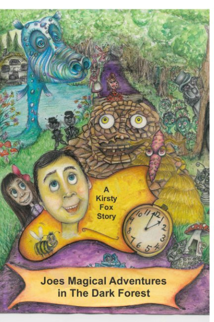 View Joe's Magical Adventures by Kirsty Fox
