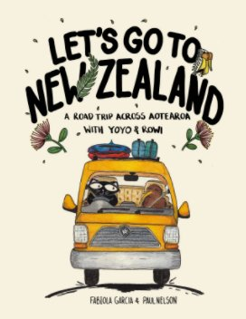 Let's go to New Zealand book cover