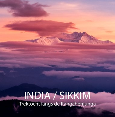 India Sikkim book cover