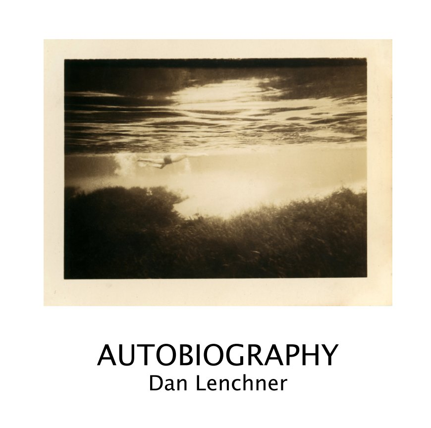 View Autobiography by Dan Lenchner