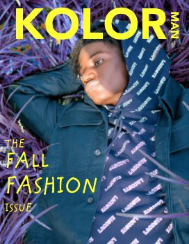 Kolor Magazine Issue 6 book cover