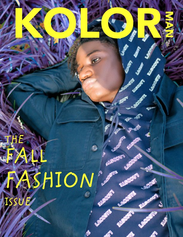 View Kolor Magazine Issue 6 by Nigel Isaiah