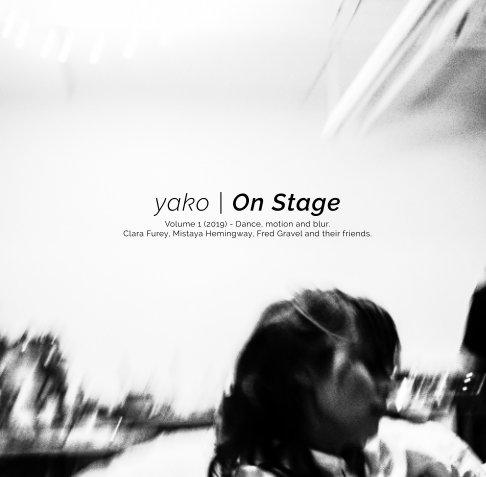View yako   On Stage vol1 (2019) by yako (Jean-Christophe Yacono)