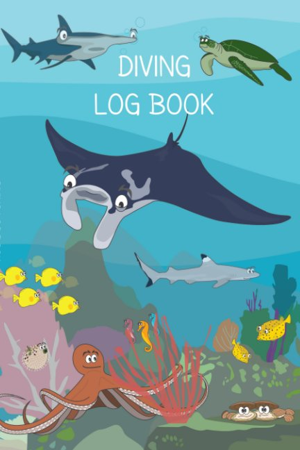 View Diving Log Book - Sea Size by Fresh 'n Salty