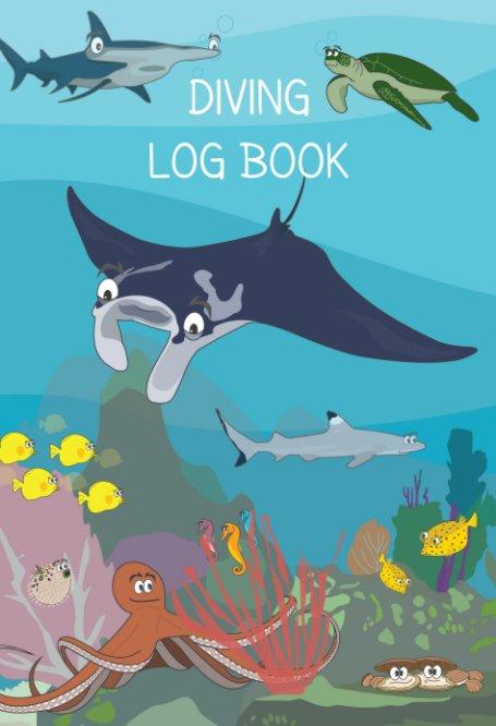 View Diving Log Book - Ocean Size by Fresh 'n Salty