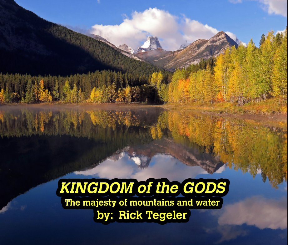 View KINGDOM of the GODS by Rick Tegeler