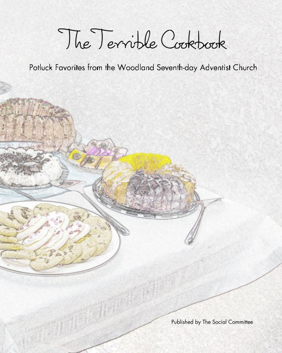 View The Terrible Cookbook by Social Committee