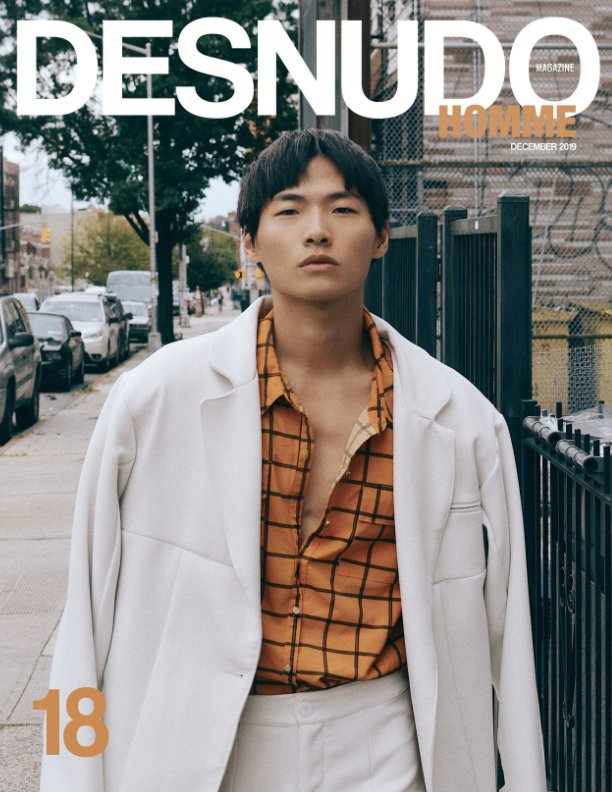 View Desnudo Magazine Issue 18 by Desnudo Homme Issue 18