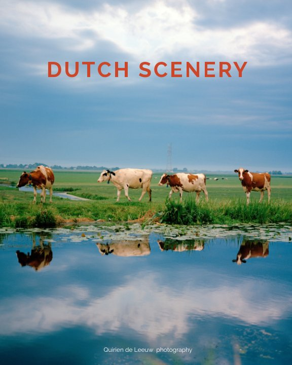 View Dutch scenery by Quirien de Leeuw