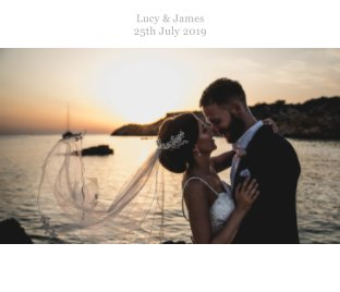 Lucy and James book cover