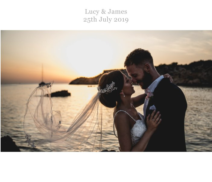 View Lucy and James by Stephanie Shenton