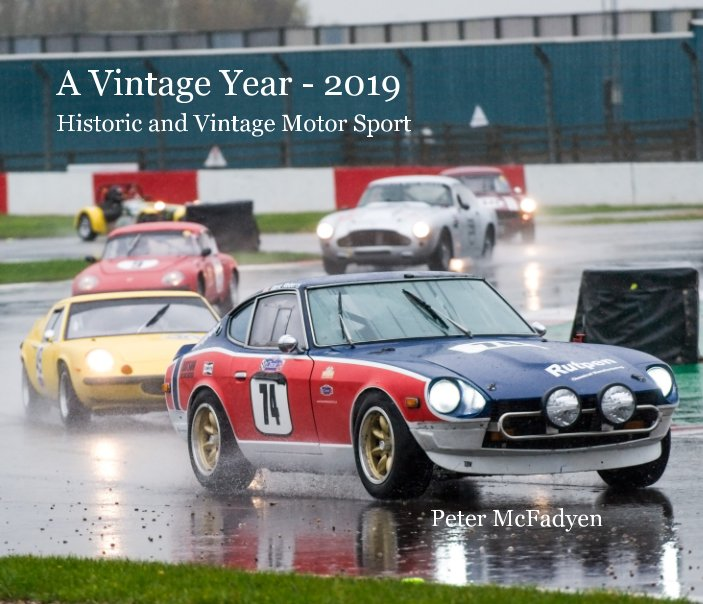View A Vintage Year 2019 by Peter McFadyen