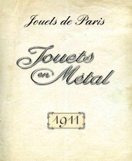 Jouets de Paris 1911 book cover
