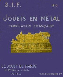 Jouet de Paris 1915 book cover