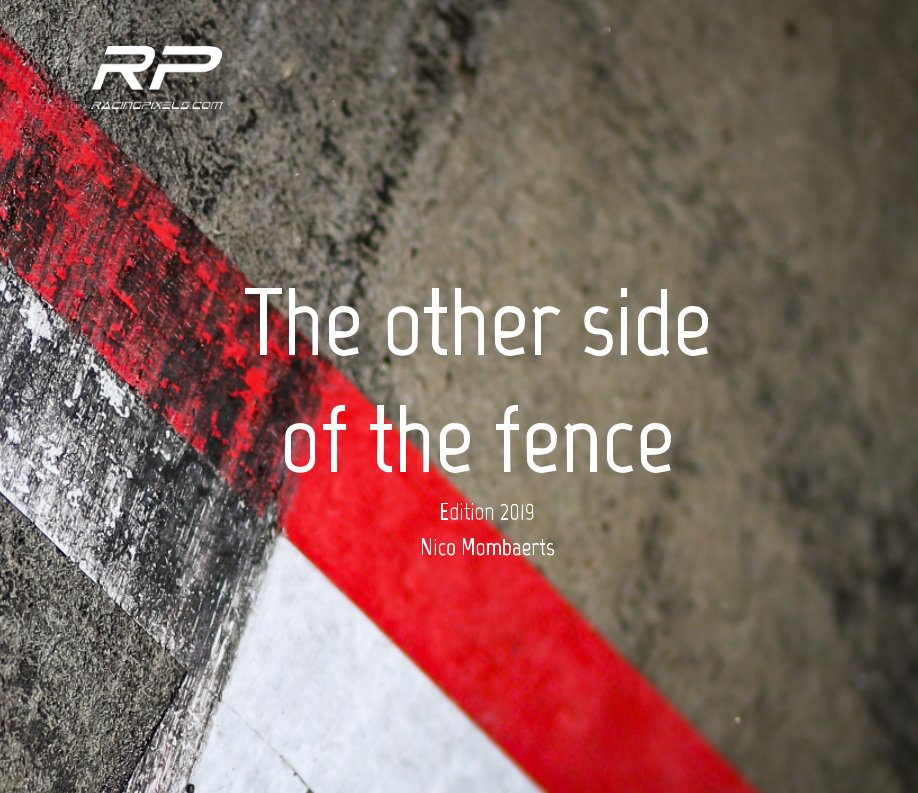 View The other side of the fence by Nico Mombaerts