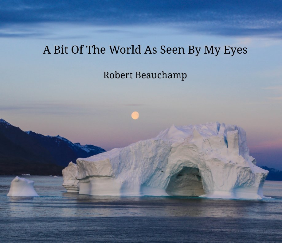 View A Bit Of The World As Seen By My Eyes by Robert Beauchamp