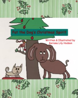 Pat the Dog's Christmas Spirit book cover