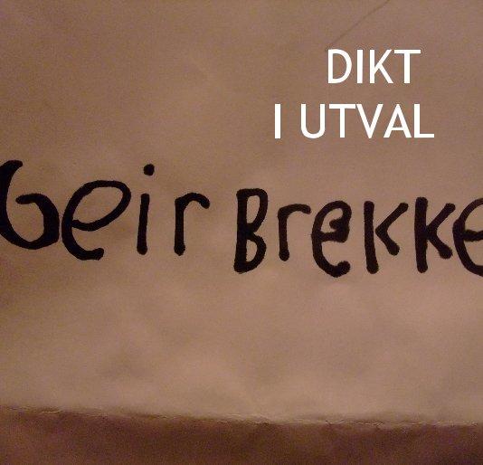 View DIKT I UTVAL by Geir Brekke