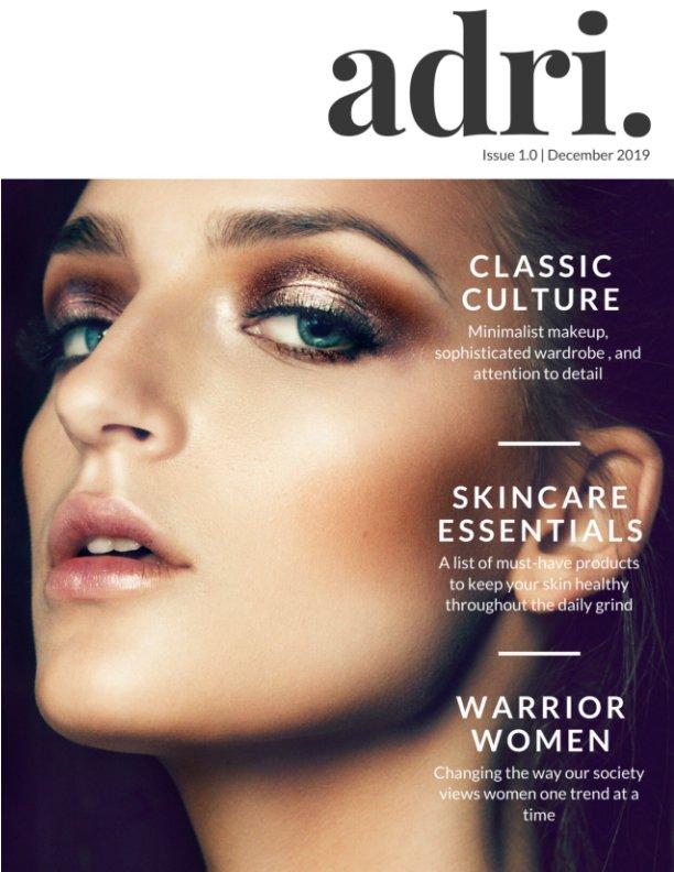 Visualizza Adri Magazine di Adrianna Freeman
