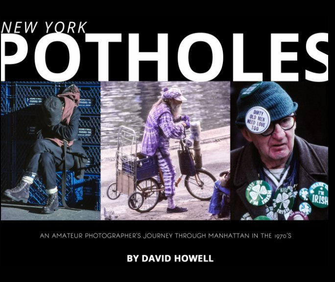 View New York Potholes by David Howell