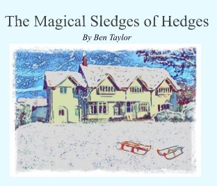 The Magical Sledges of Hedges book cover