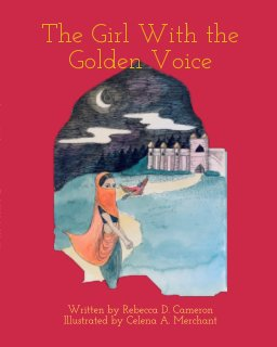 The Girl With the Golden Voice book cover