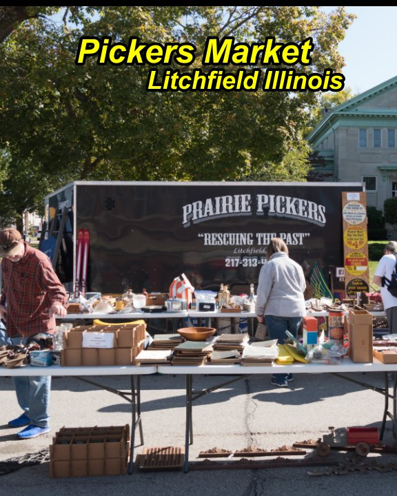 View Pickers Market by Tom Mussatto