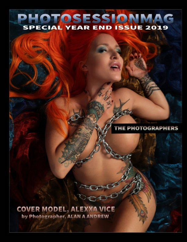 View Photosessionmag Year End Issue 2019 by Kerry Ray Tracy, 5thLP