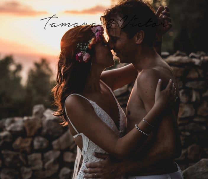 Ver Tamara y Victor por Stephanie Shenton