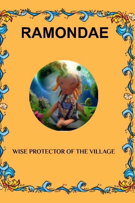 View Ramondae Wise Protector by Valerie Hall Butler