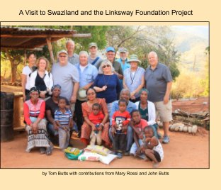 The Swaziland Project book cover