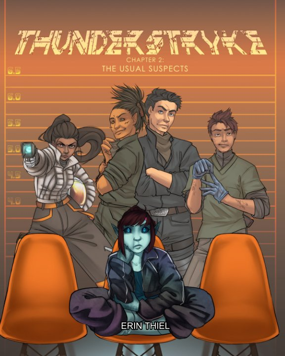 View Thunderstryke: Chapter 2 by Erin Thiel