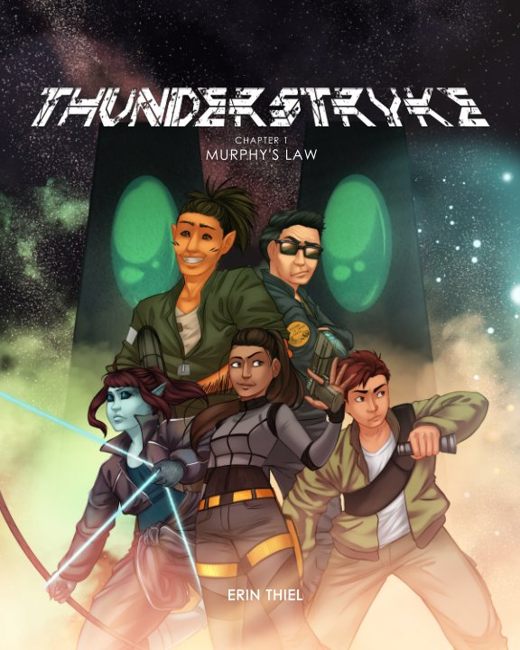 View Thunderstryke: Chapter 1 by Erin Thiel