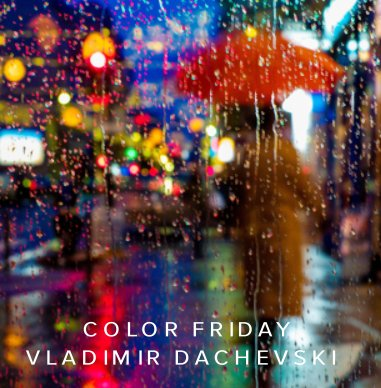 Color Friday book cover