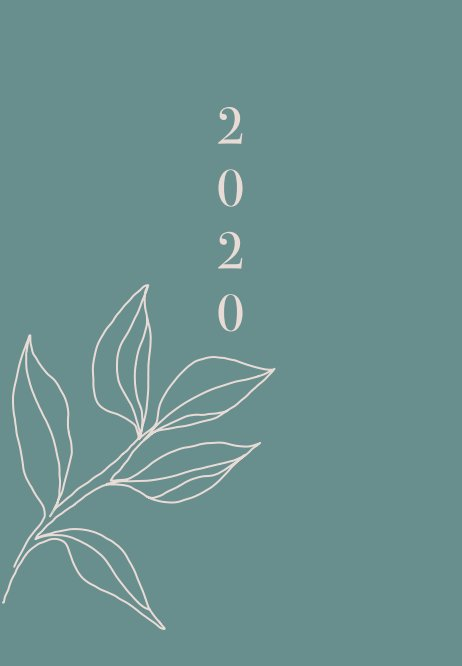 View Hardcover 2020 Planner by The Flourish Co