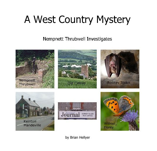 View A West Country Mystery by Brian Hellyer