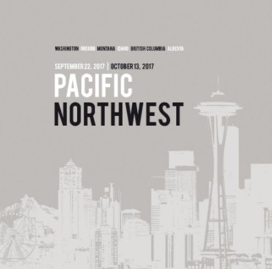 Pacific Northwest book cover