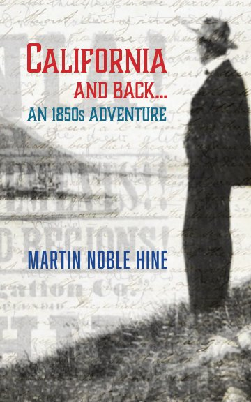 View California and Back by Martin Noble Hine