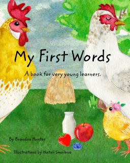My First Words book cover