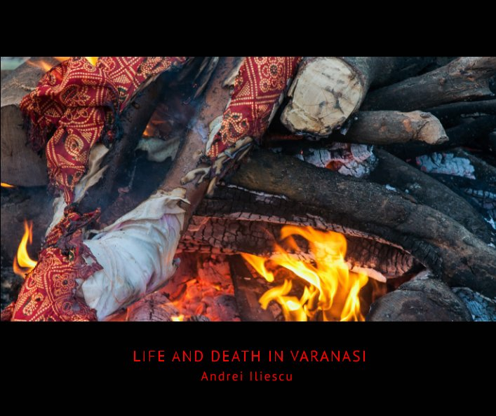 View Life and Death in Varanasi by Andrei Iliescu