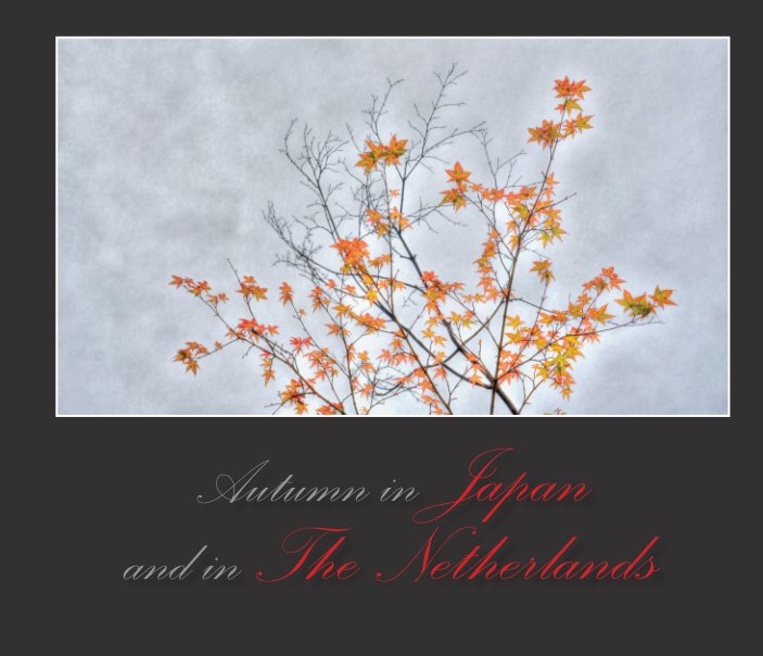 View Autumn in Japan and in the Netherlands by Bernd Harnisch