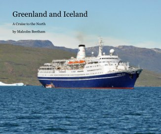 Greenland and Iceland book cover