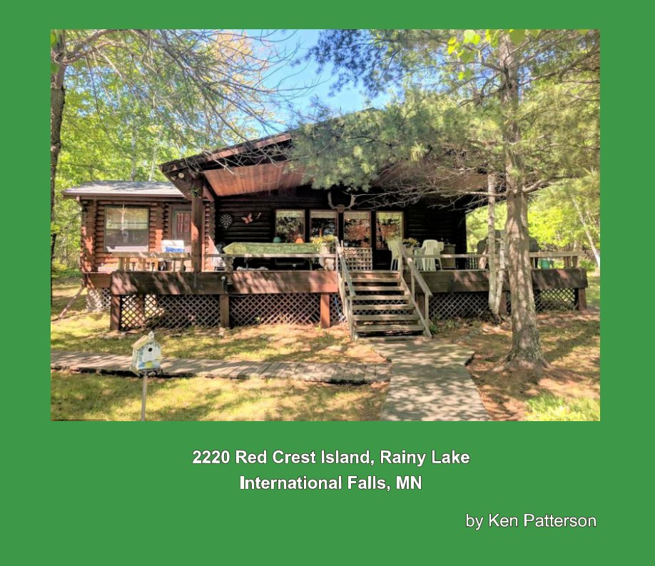 View 2220 Red Crest Island by Ken Patterson