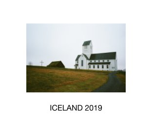 Iceland book cover